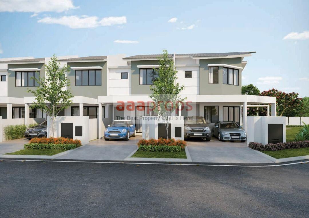New Project 2 Storey Terrace & 2 Storey Semi D @ Jenderam Hilir