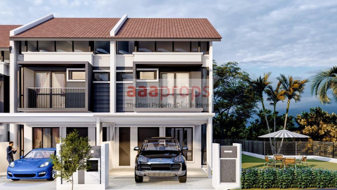 New Project M1 Residence @Taman Keruing , Sg Merab, Bangi [BOOKING 1K ONLY]