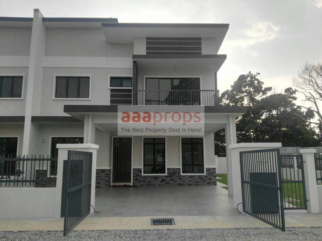 New Project Jenderam Prima, Semi-D House in Jenderam, Dengkil