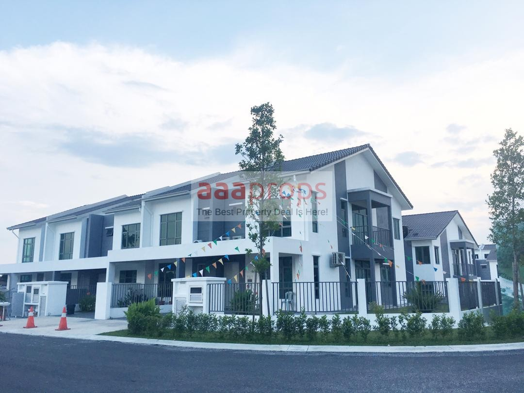 New 2 Storey Terrace  @ Semenyih For Sale [Booking 1K ONLY!]