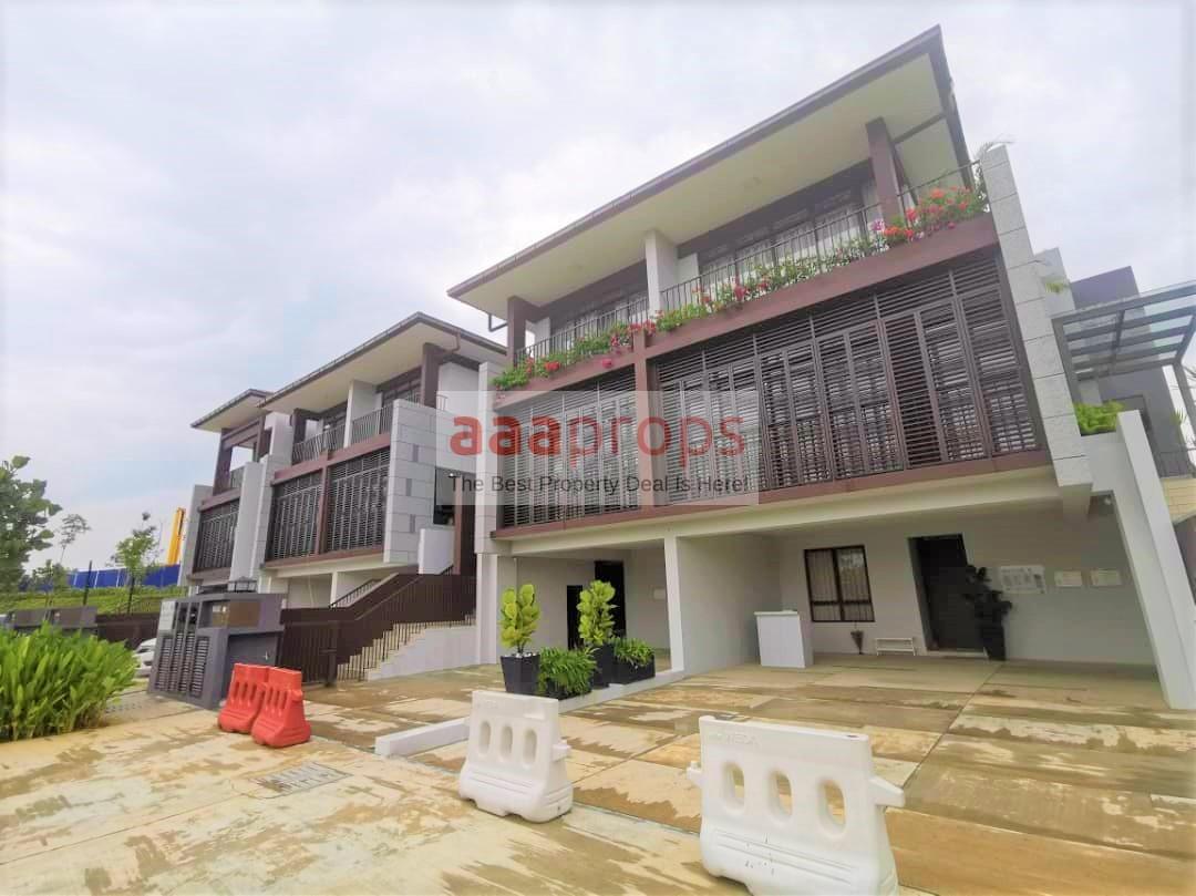 The Mulia Residences –  3 Storey Premium Terrace in Cyberjaya [BOOKING 5K ONLY]