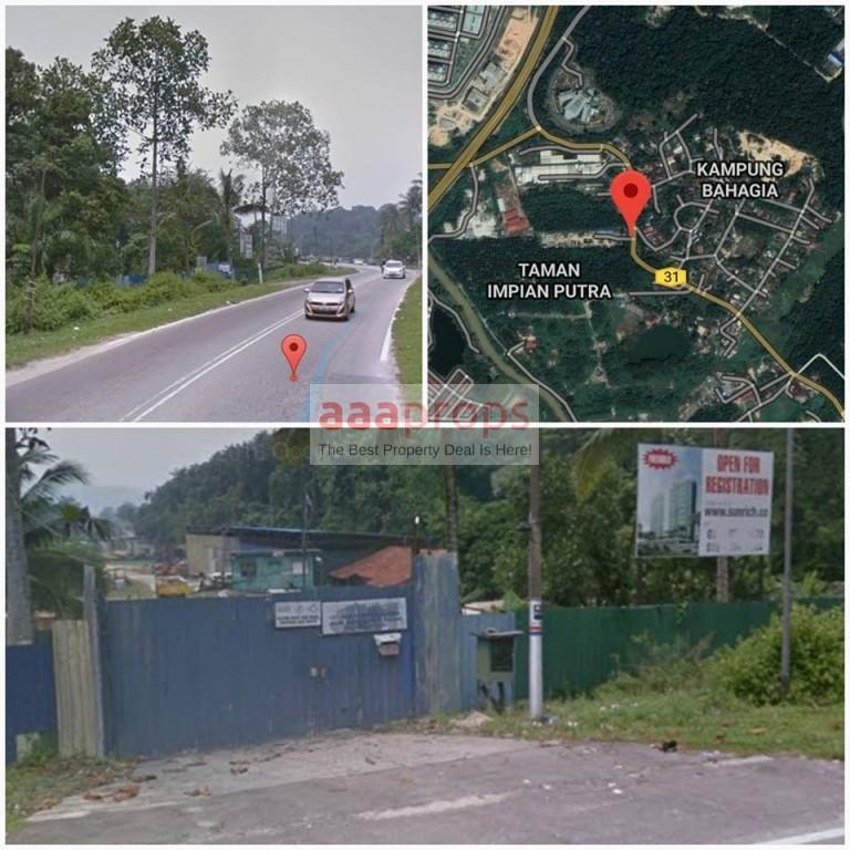 Land for Sale or JV in Kampung Bahagia Jalan Bangi
