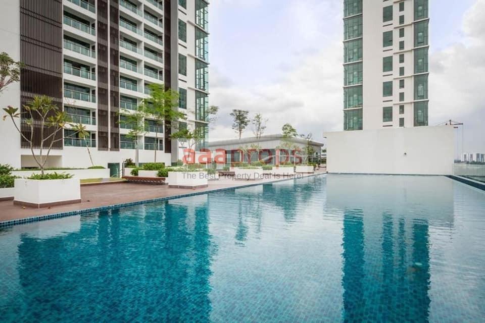 [DUPLEX, FULLY FURNISHED] Evo Soho Suite, Seksyen 9 Bandar Baru Bangi for sale