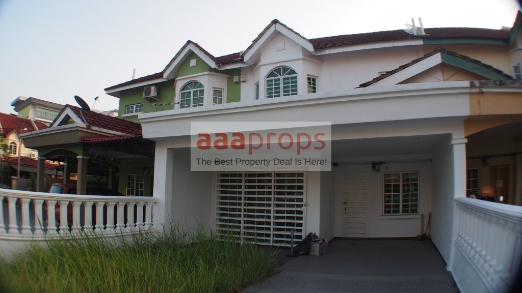Double Storey Terrace House Near Centre Town of Bandar Baru Bangi For SALE