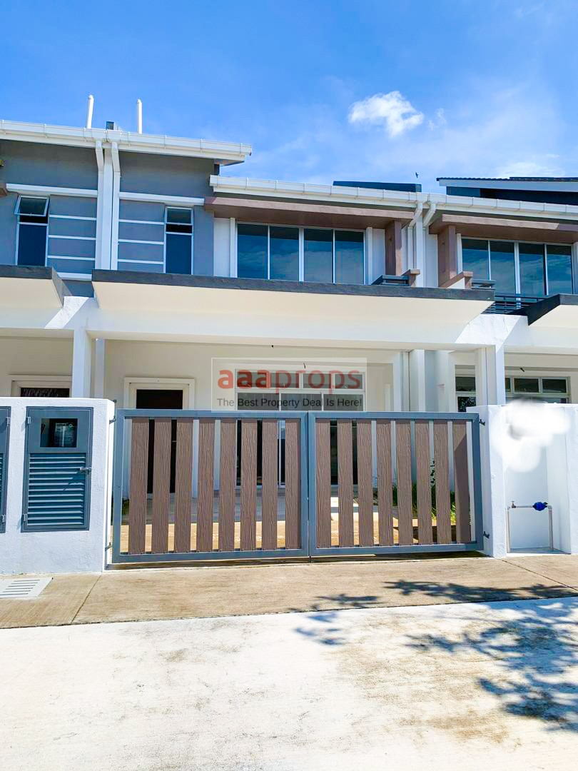 2 Storey Intermediate Serene Heights Camelia, Bangi For Sale