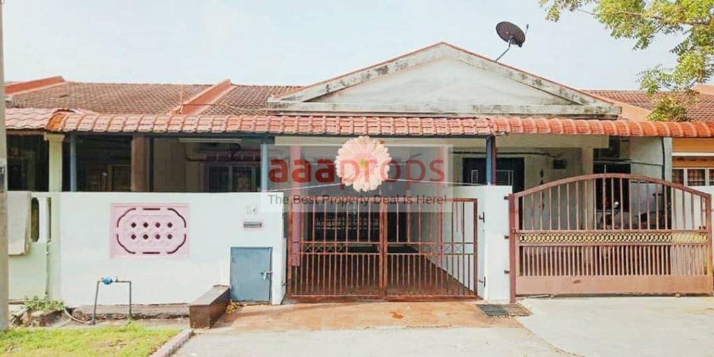 SINGLE STOREY TERRACE HOUSE [Taman Dato Hormat Teluk Panglima Garang]