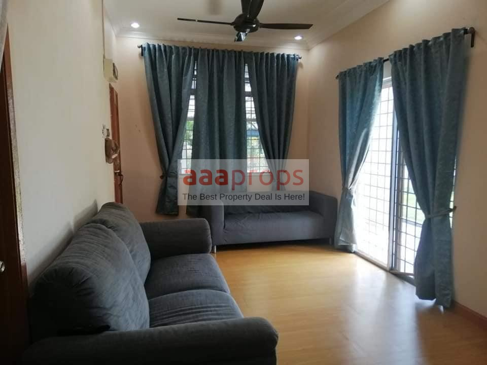 Single Storey Terrace House, CORNER LOT TAMAN PAHLAWAN, Telok Panglima Garang