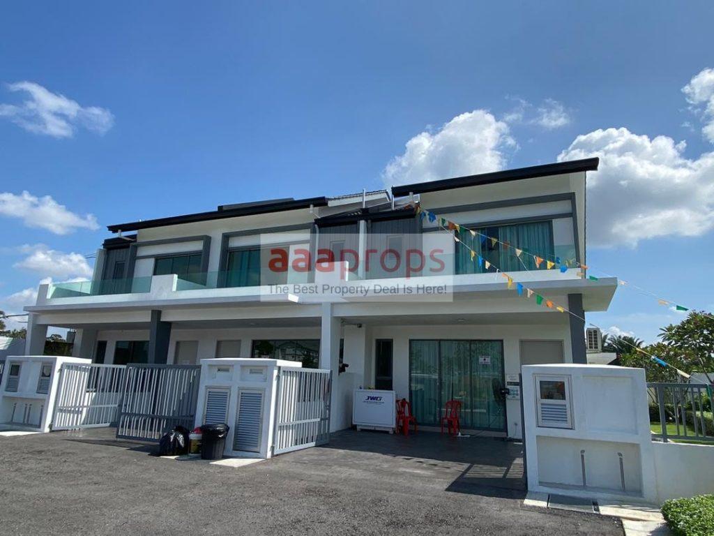 New 2 Storey Terrace in Semenyih