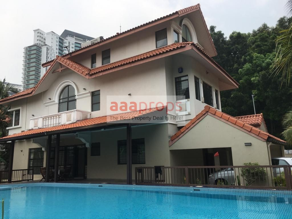 Double Storey Bungalow Corner Lot at Mutiara Homes