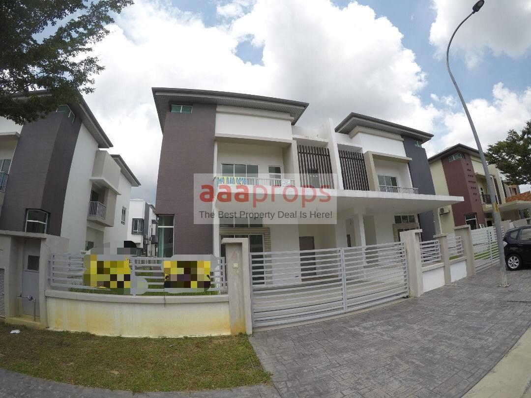 New 2 Storey Semi-D Canary Garden @ Klang