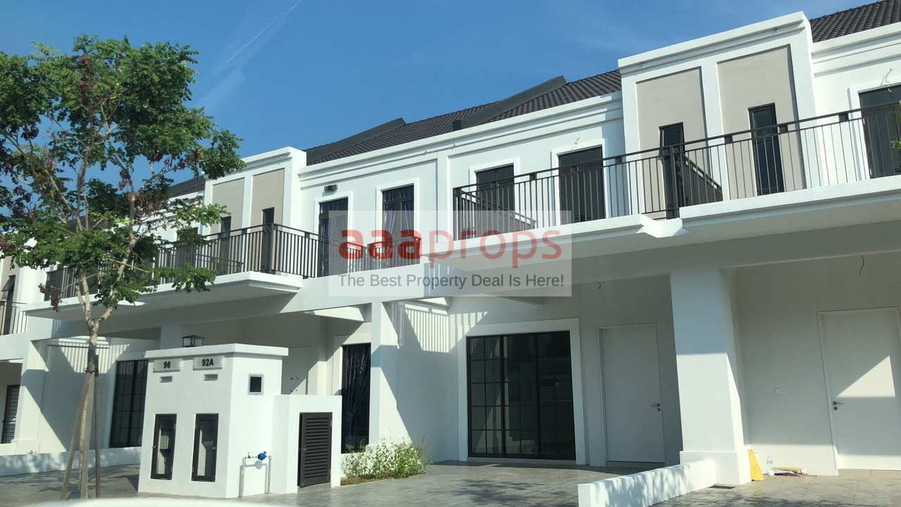 Brand NEW Completed 2sty Freehold House @ Monet Lily, Sunsuria City, kota warisan , Sepang