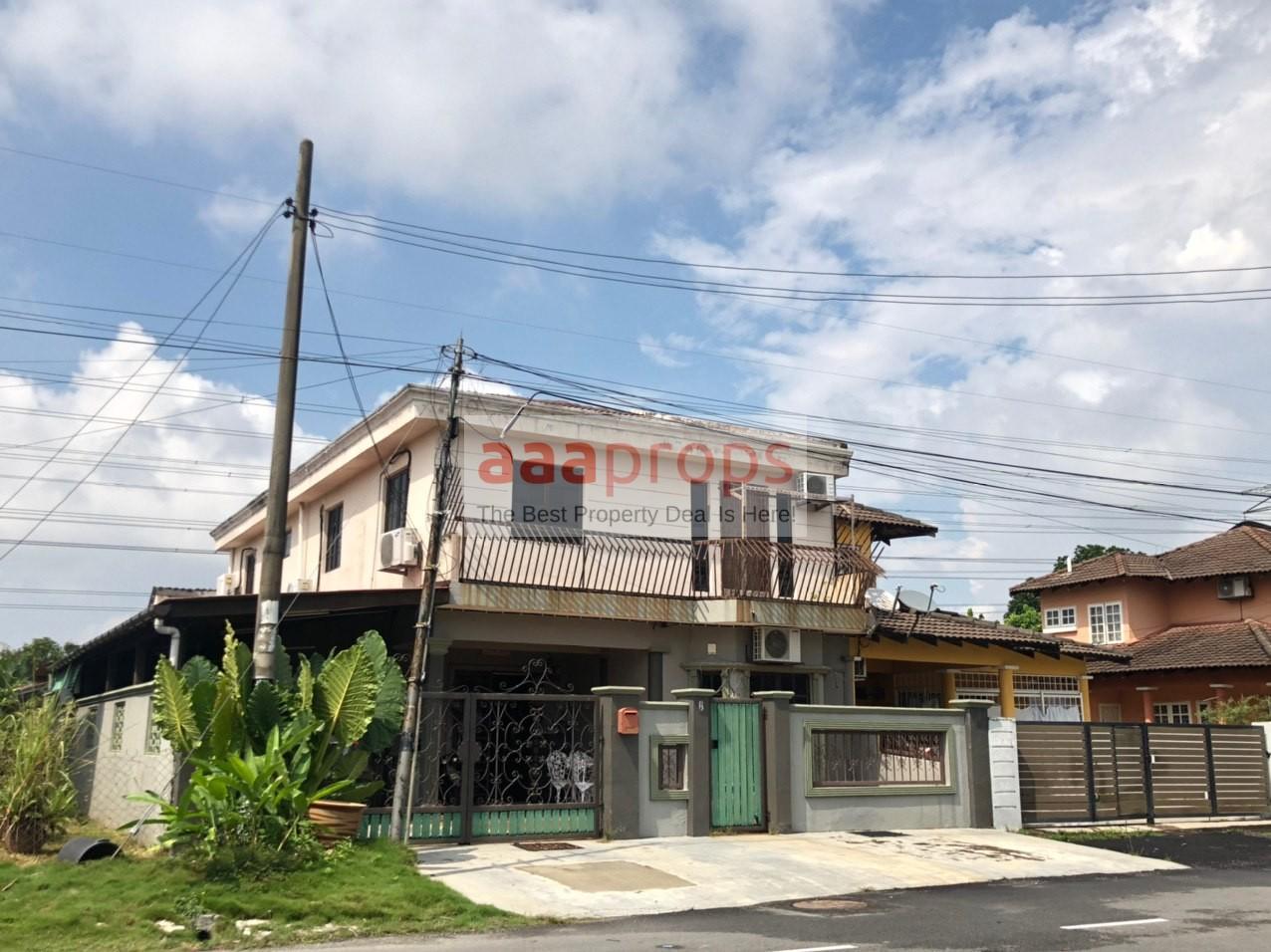 2 Storey SEMI-D Seksyen 8, Bandar Baru Bangi