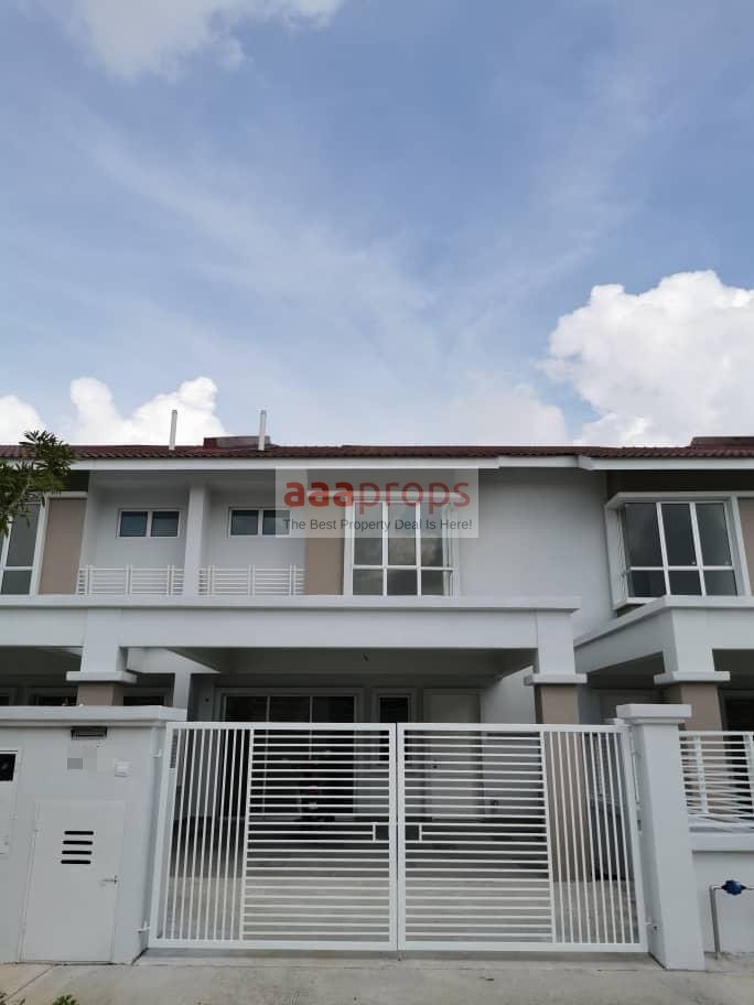 Double Storey Terrace Bukit Bandaraya, Shah Alam