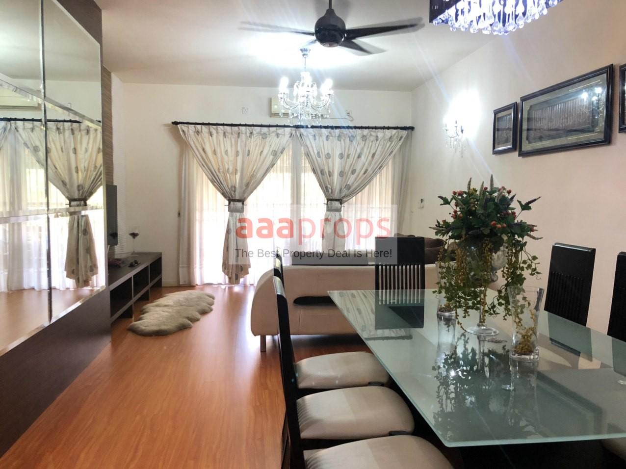 Seri Maya Condominium, Setiawangsa, KL
