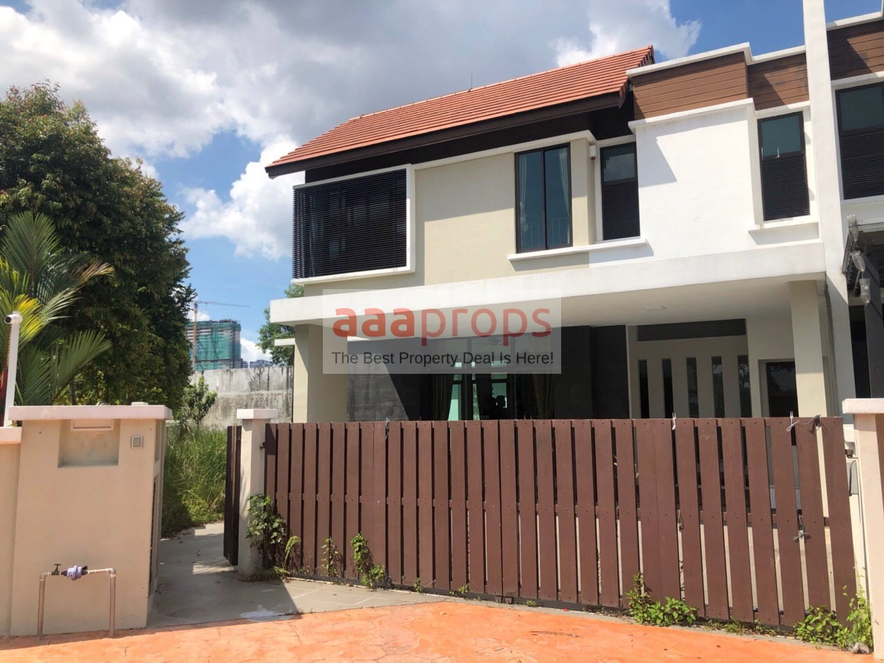 Double Storey Semi Detached Corner BANDAR KINRARA BK8 @ PUCHONG