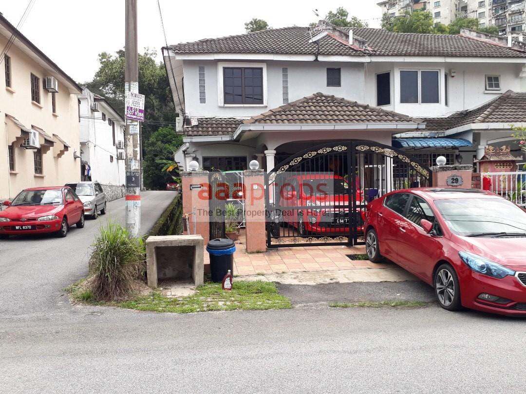Double Storey Taman Bukit Indah Fasa 2 Ampang