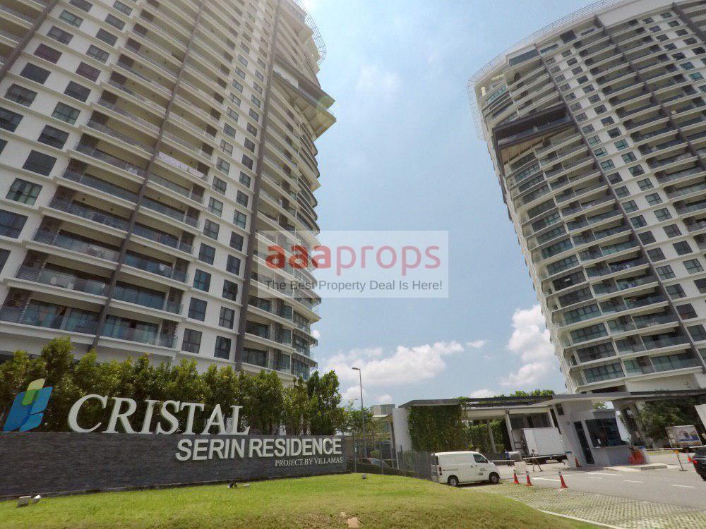 Cristal Serin Residence Cyberjaya