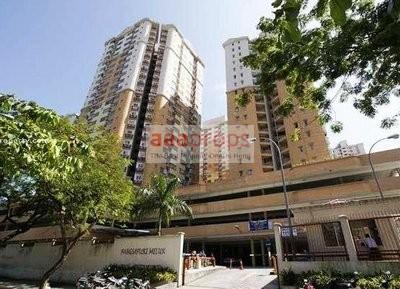 Apartment Melur Sentul Kuala Lumpur