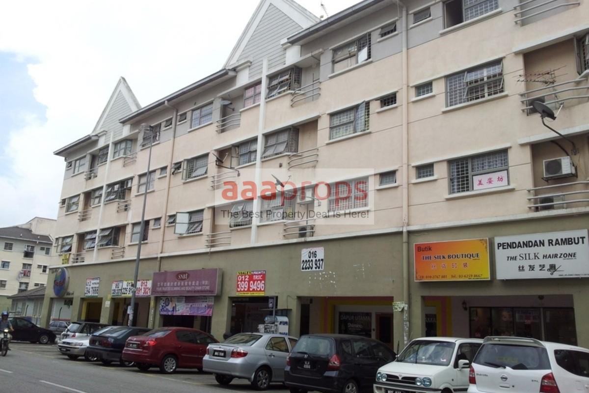 KEPONG FORTUNE COURT Jalan Metro Perdana, Taman Usahawan, Kepong, Kuala Lumpur