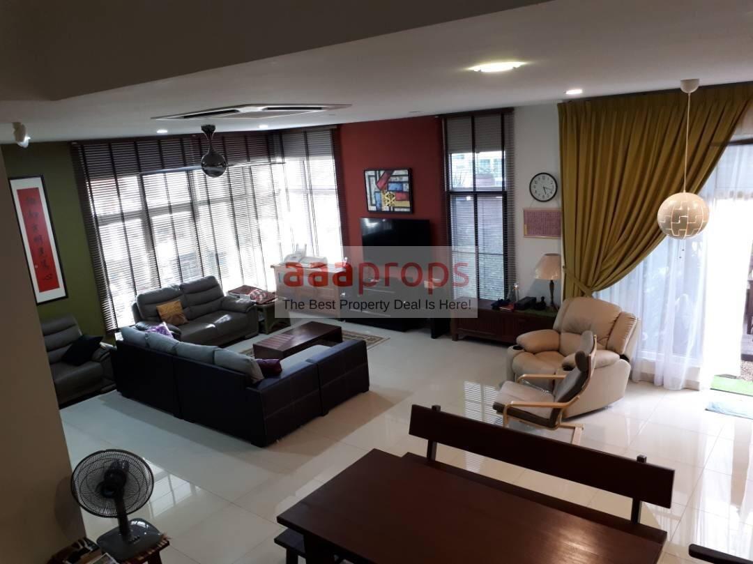 Semi Detached House for Rent in Clover Garden Residence @ Cyberjaya
