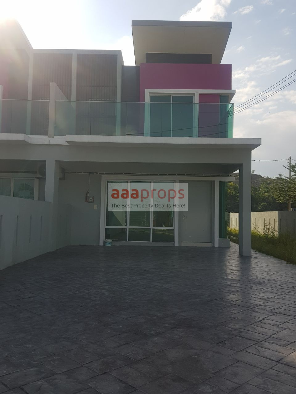 2 Storey Terrace House End lot MUTIARA KERUING, DESA PUTRA SUNGAI MERAB
