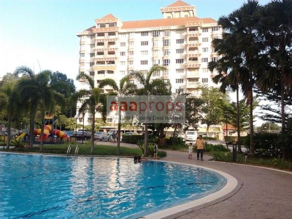 Koi tropika condominum Bandar Puteri Puchong