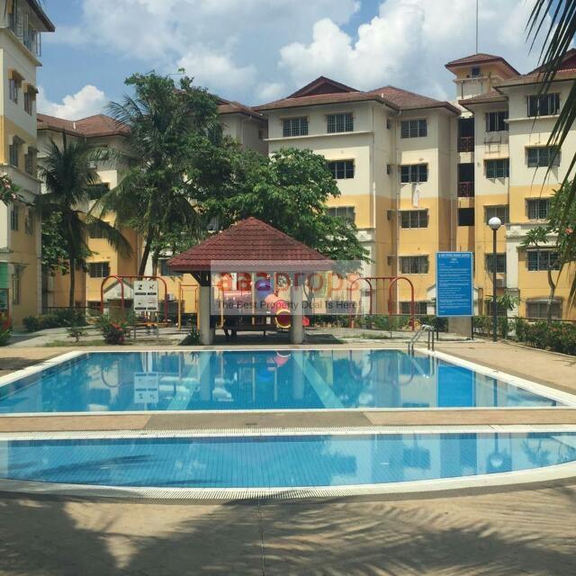 GROUND FLOOR Sri Baiduri Apartment, Ukay Perdana, Ampang