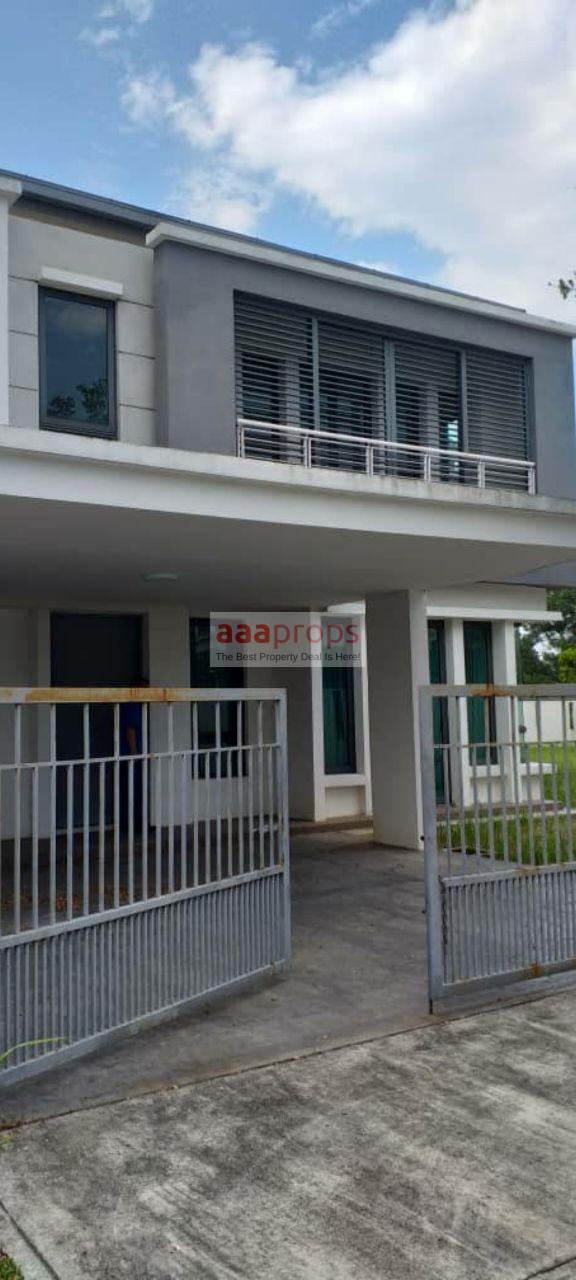 2 storey corner Alam Impian, Shah Alam