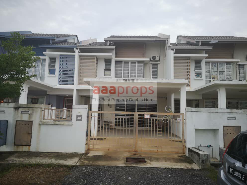 2 Storey Terrace @ Bandar Seri Coalfields