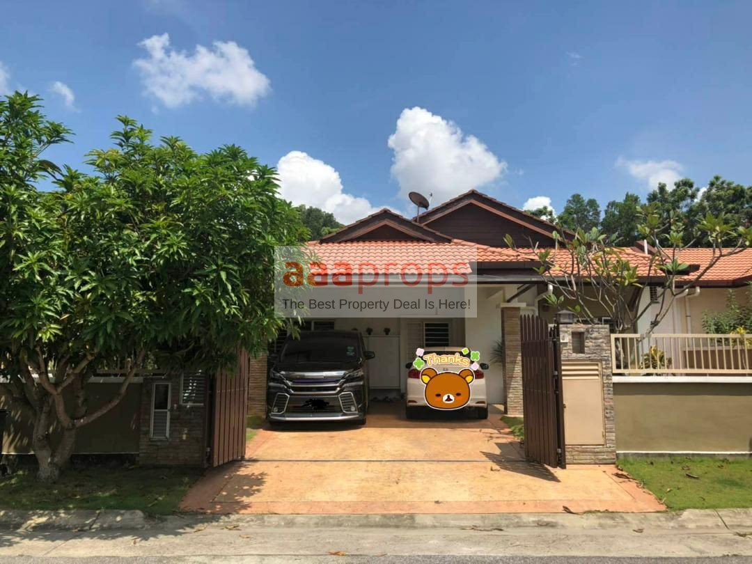 Single Storey SemiD  Acacia Garden City Home, Seremban 2