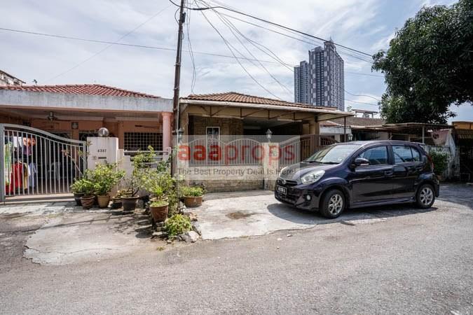 Single Storey Terrace House – Taman Sri Segambut, Kuala Lumpur