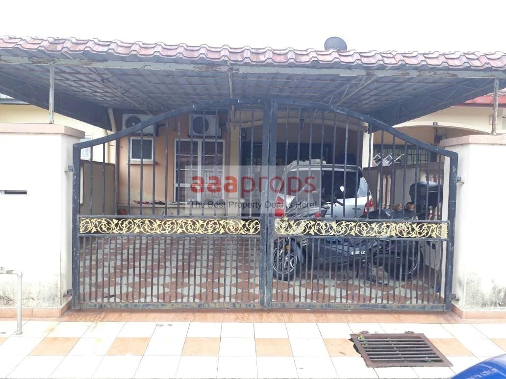 Single storey Seri Kembangan Selangor