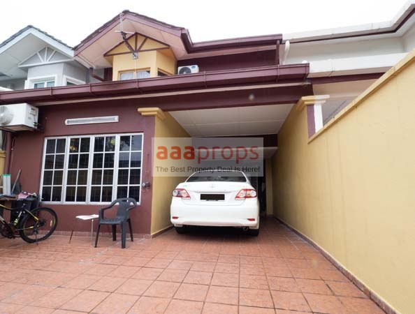 [Freehold] 2 Storey Intermediate at Taman Minang Cheras, Selangor