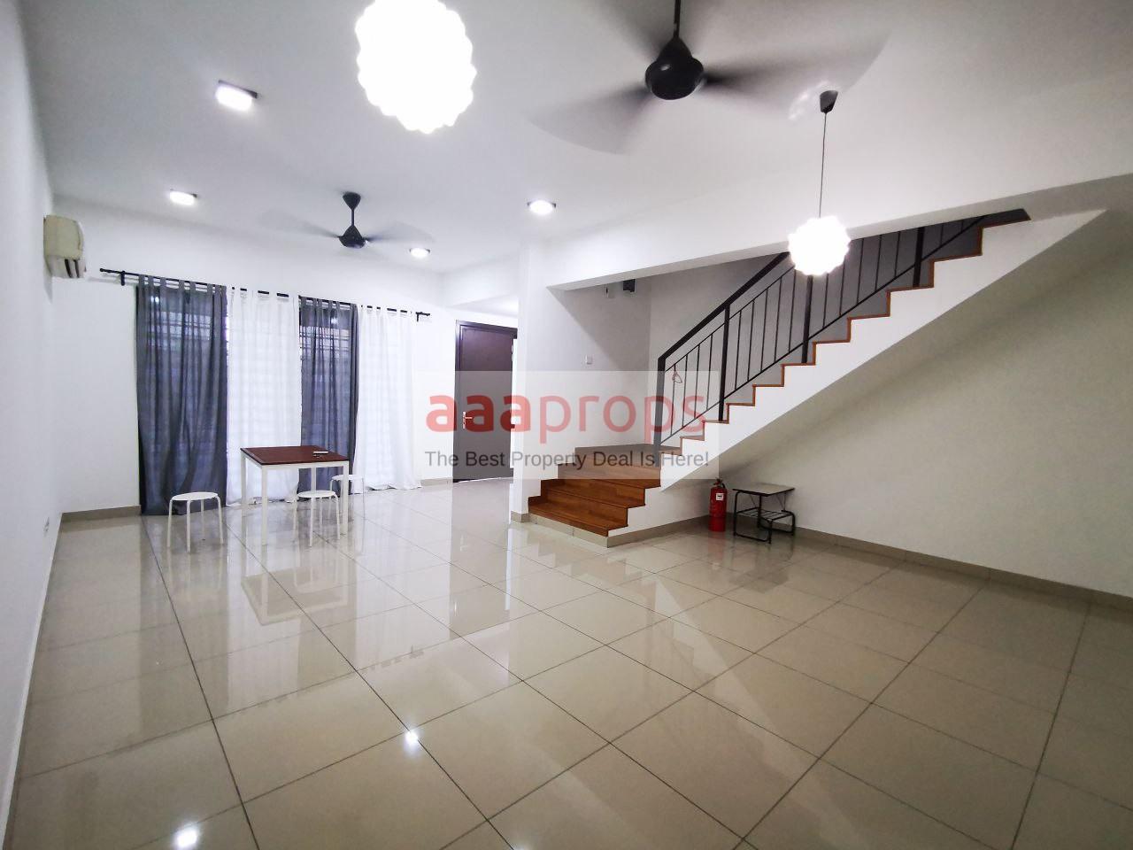 Double Storey House Persada, Bandar Bukit Raja Klang