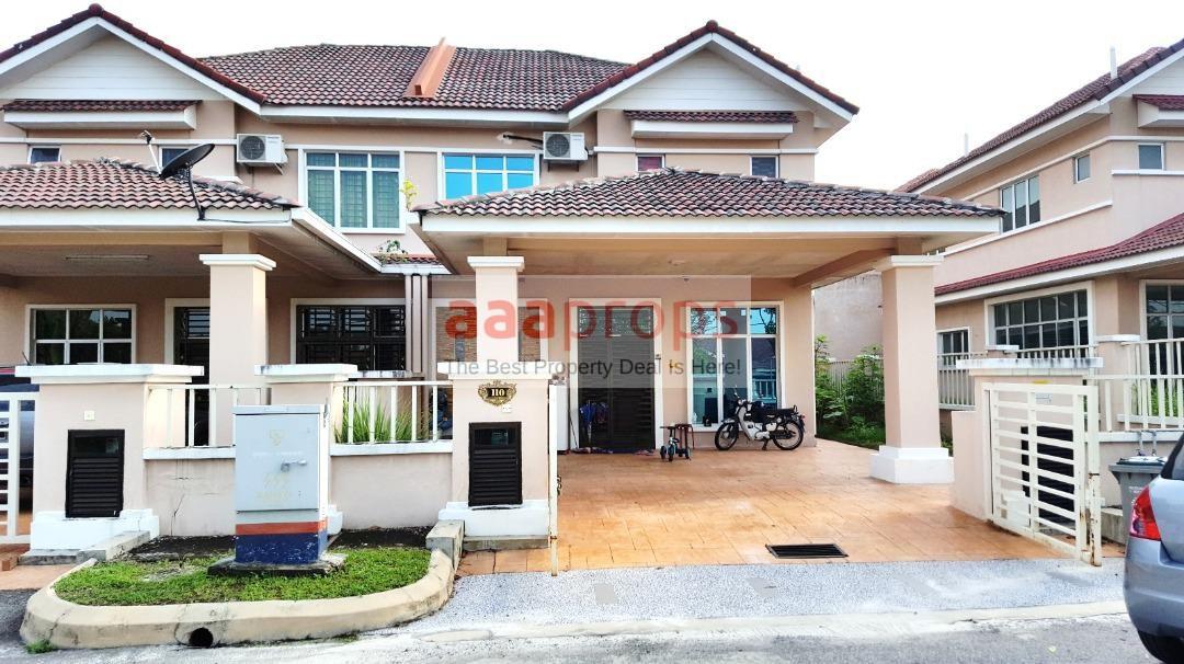 2 Storey Semi D Cluster Impiana Residence, Bandar Baru Nilai