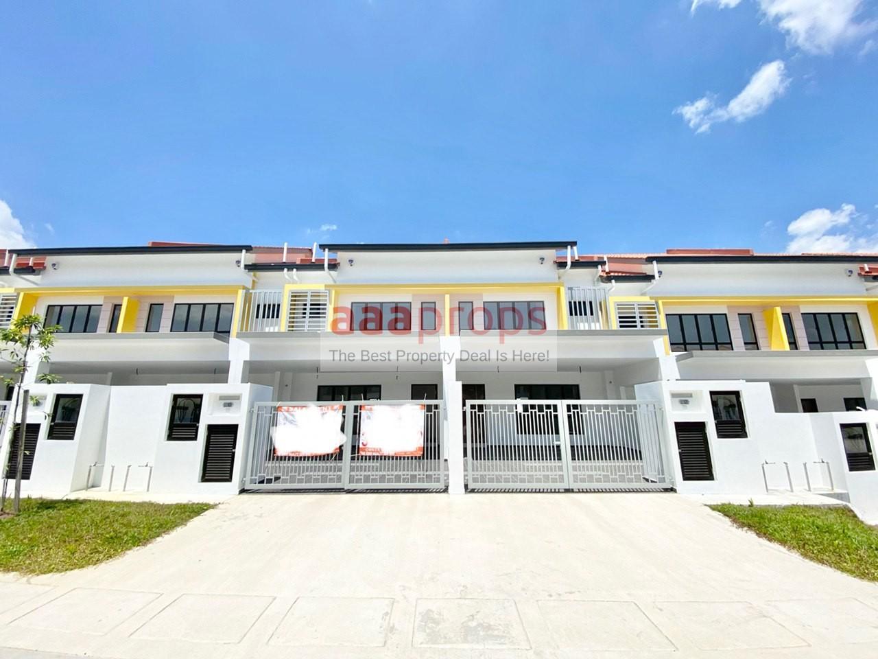Double Storey Terrace CASSINA Setia Impian 2, Setia Alam