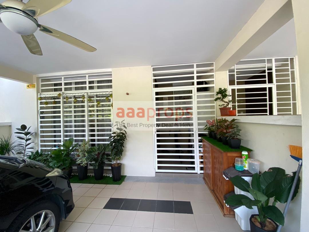2 Storey Terrace Duta Terrace II KL