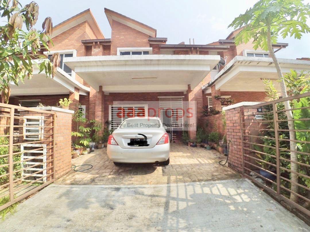 Double Storey Terrace House, ALAM BUDIMAN U10, Shah Alam