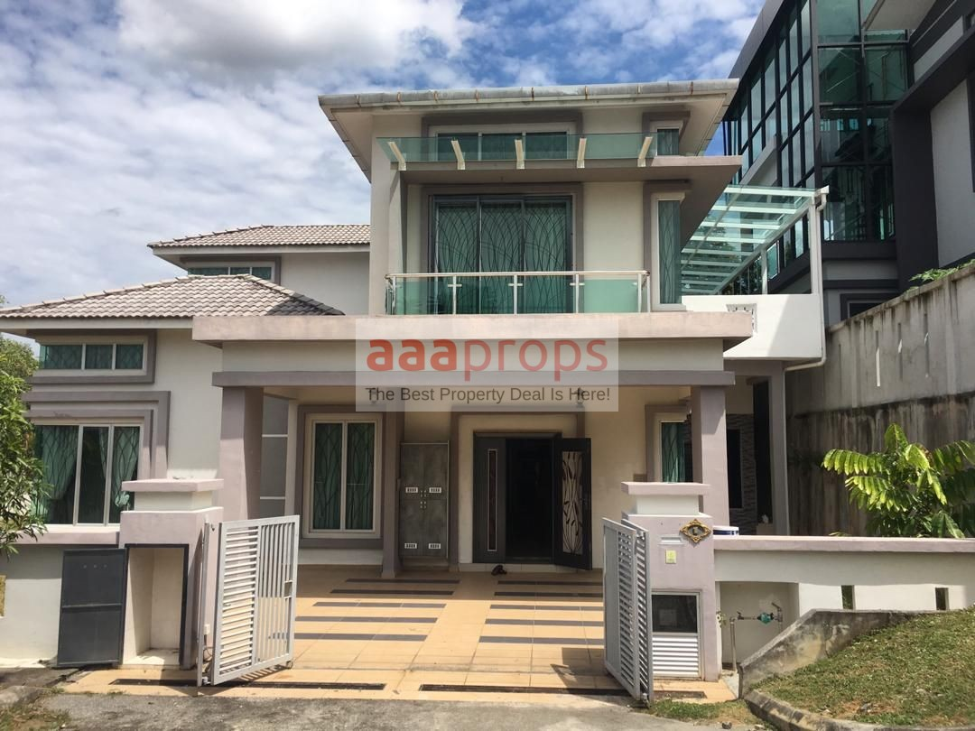 2 Storey Bungalow @ Tiara Heights, Sepang