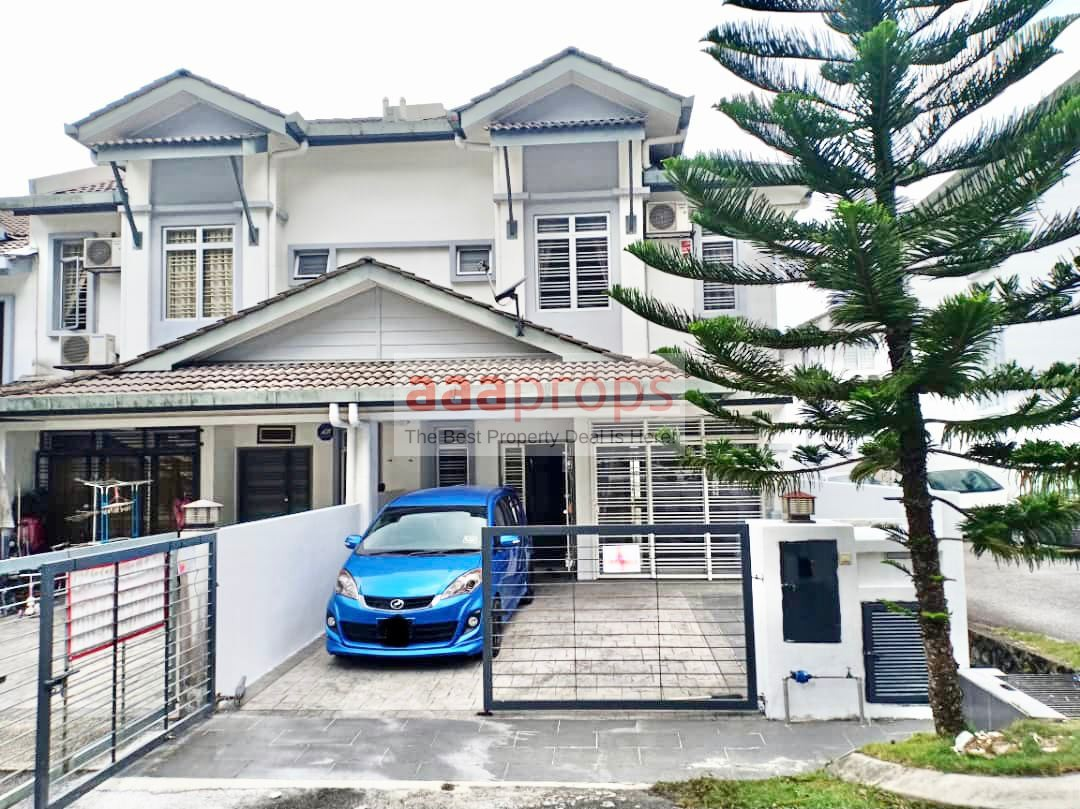 END LOT 2 Storey Terrace House, Taman Sierra Ukay, Ampang