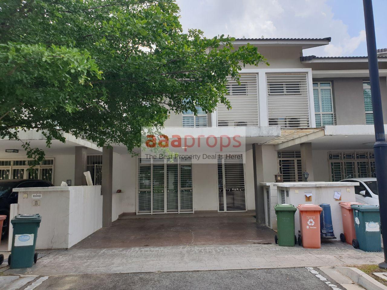 THE PINES 2 Storey Intermediate Terrace Presint 11, Putrajaya