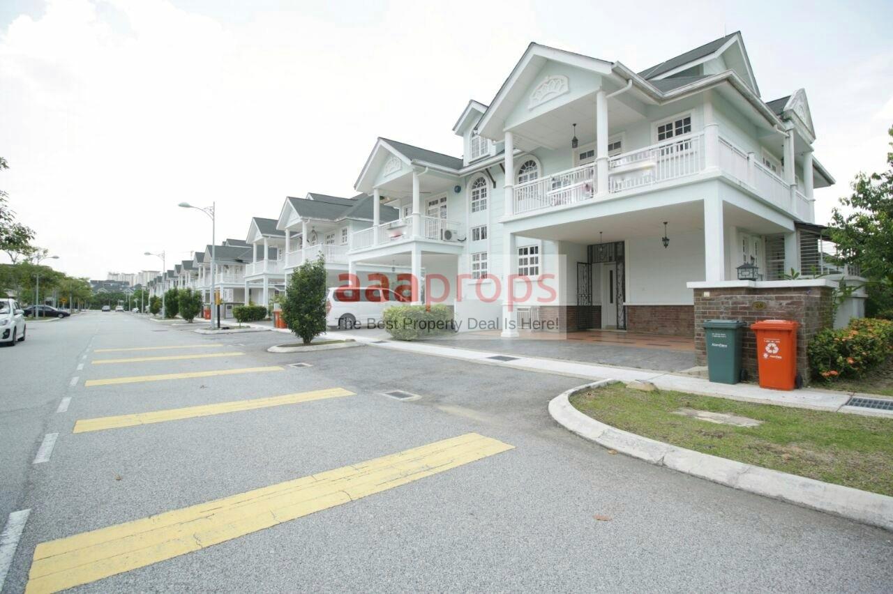 2 1/2 Storey Semi Detached House NEW HAVEN Presint 18H, Putrajaya
