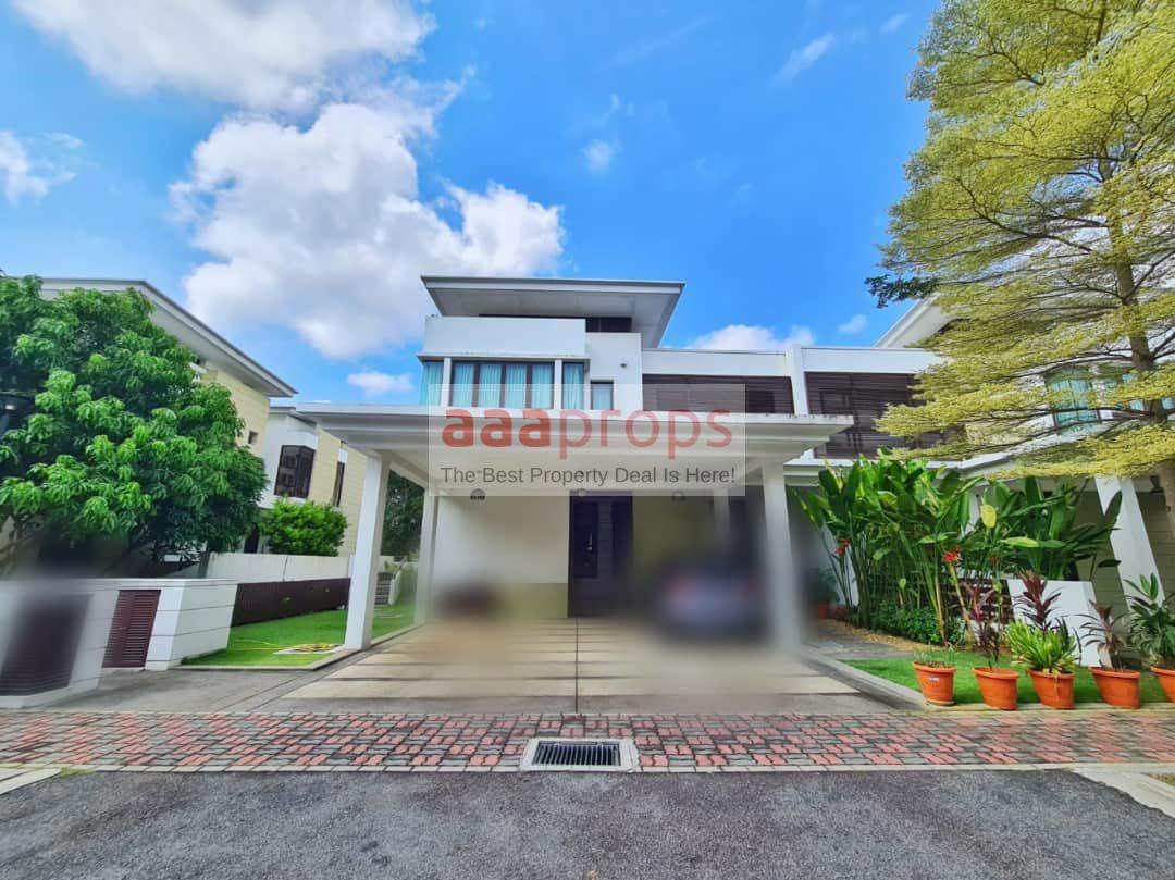 YARA Twinvilla 2 1/2 Storey Semi D Presint 8, Putrajaya