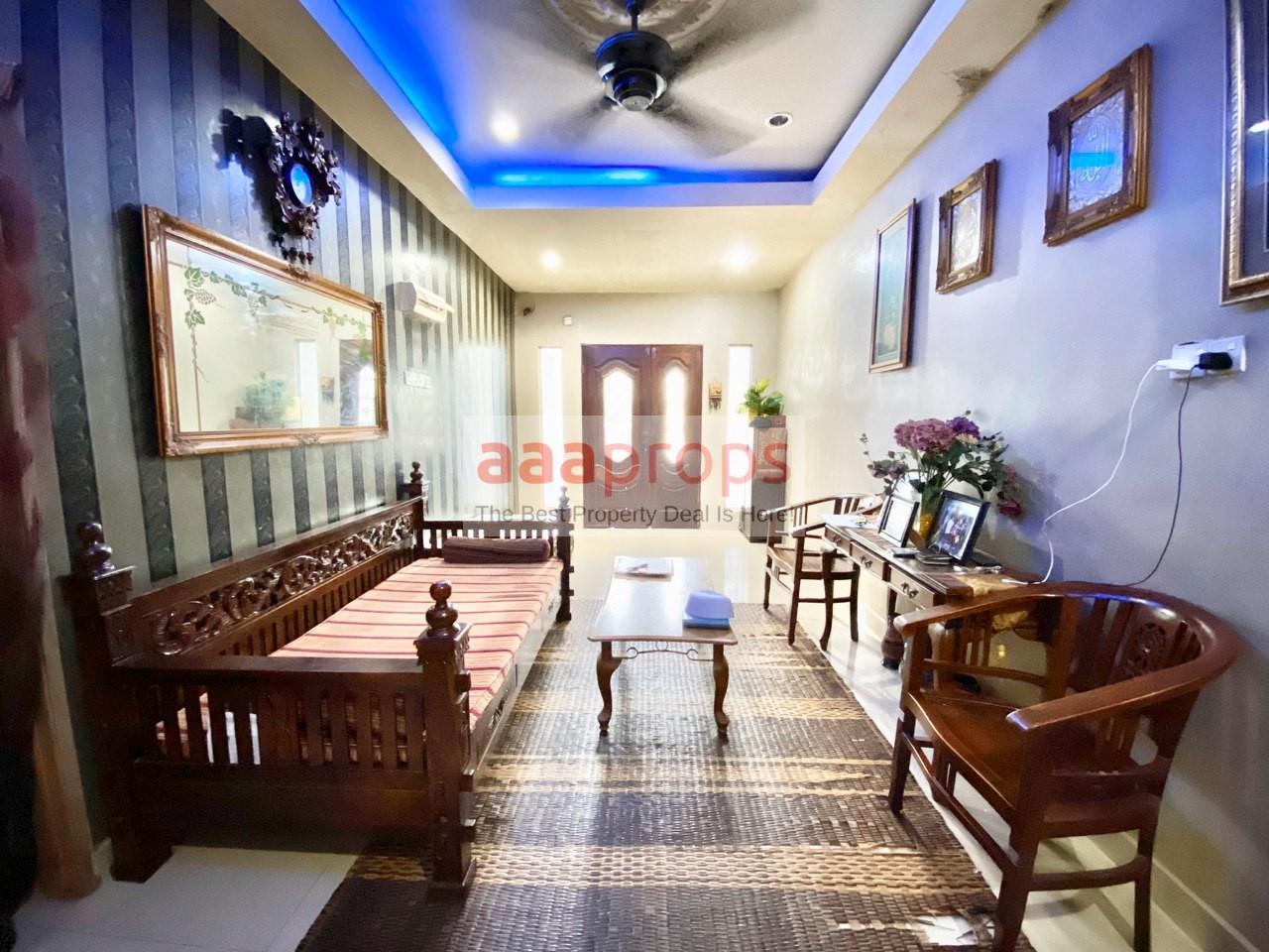Single Storey Terrace House, Jalan Jambu Air, Taman Meru Ria, Klang