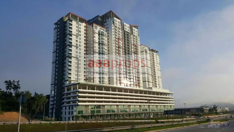 Silk Residence Duplex Double Storey Penthouse for sale (freshly painted)
