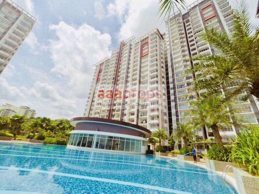 Dwiputra Residence Presint 15, Putrajaya