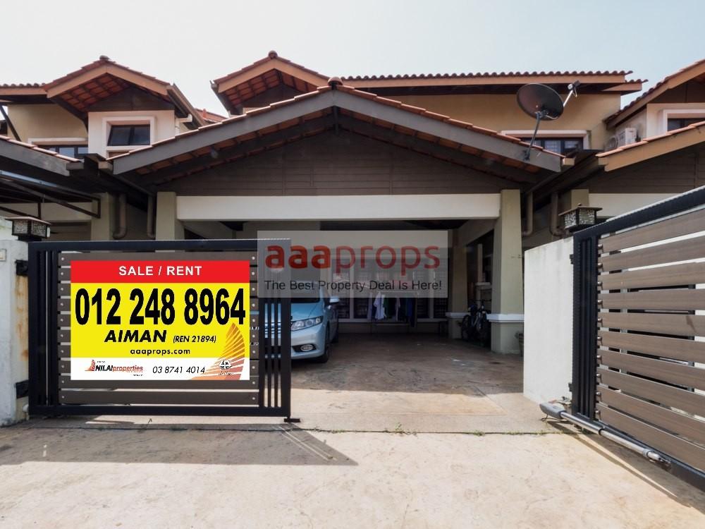 Double Storey Intermediate @ Ukiran Alam Impian Shah Alam