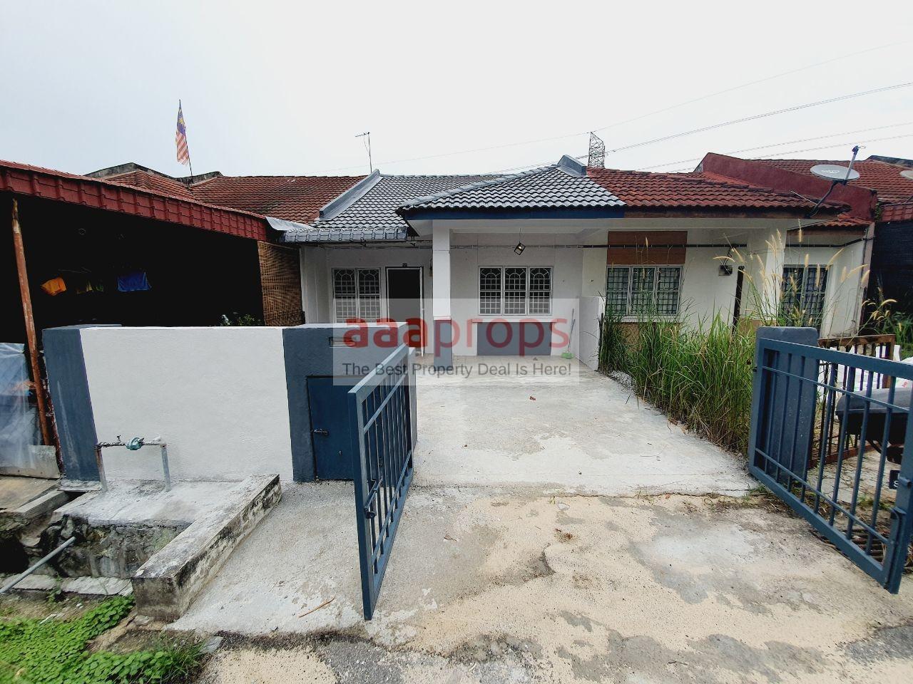 RENOVATED 1 STOREY TERRACE HOUSE SEKSYEN 5 BANDAR BUKIT MAHKOTA BANGI