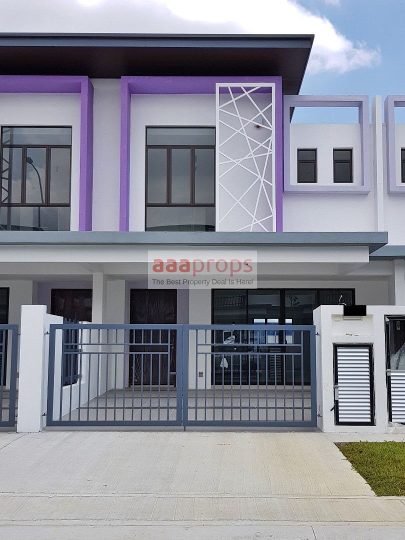 Double Storey House For Sale in Setia Ecohill 2, Semenyih