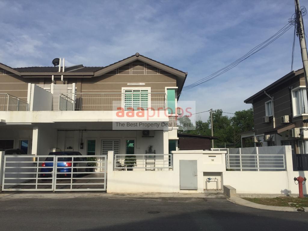 Double Storey Semi D Taman Desiran Bayu Puchong